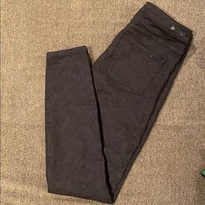 NWT Anthropologie Pants Black Size 27